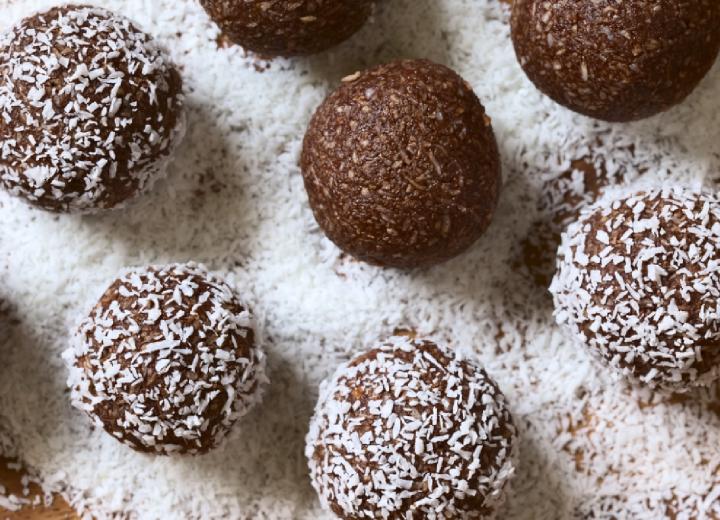 Recipe - Almond Balls