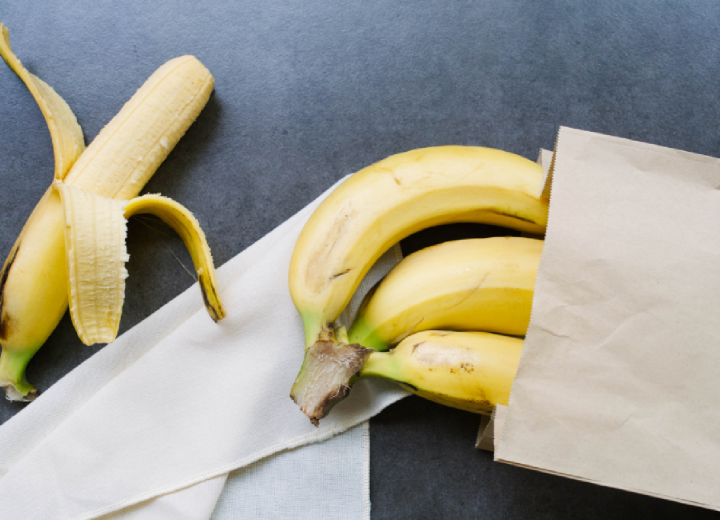 Recipe - Banana Yoghurt Pot