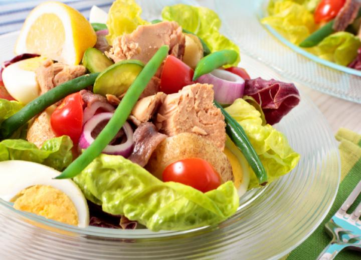 Recipe - Salad