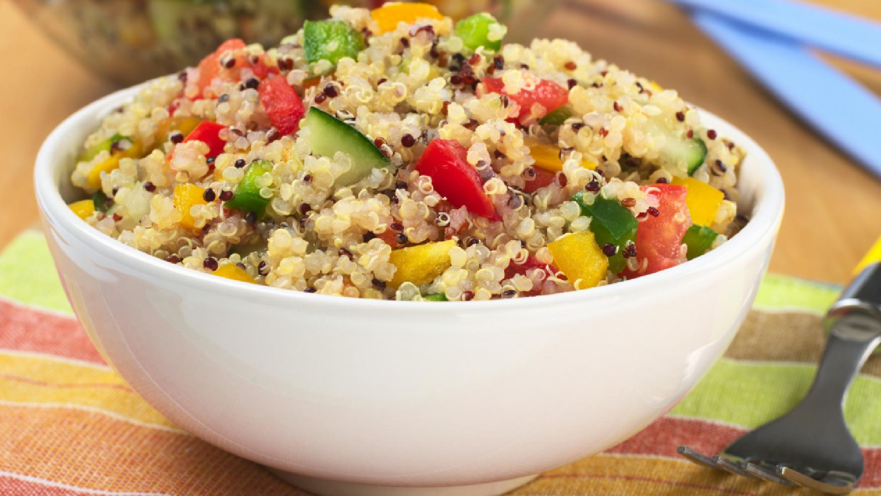 Recipe - Quinoa