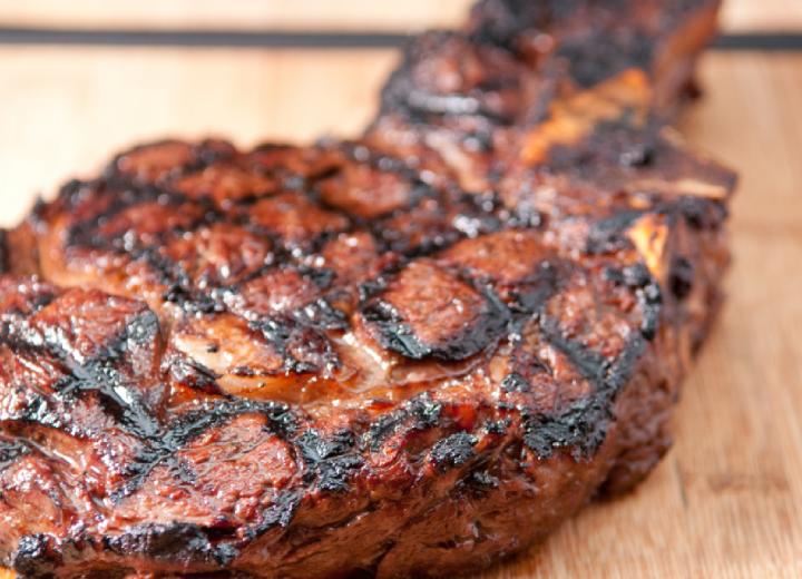 Recipe - Steak