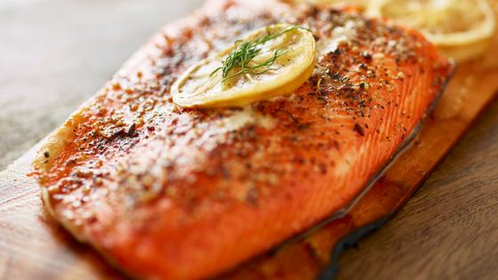 Blog Title - Salmon