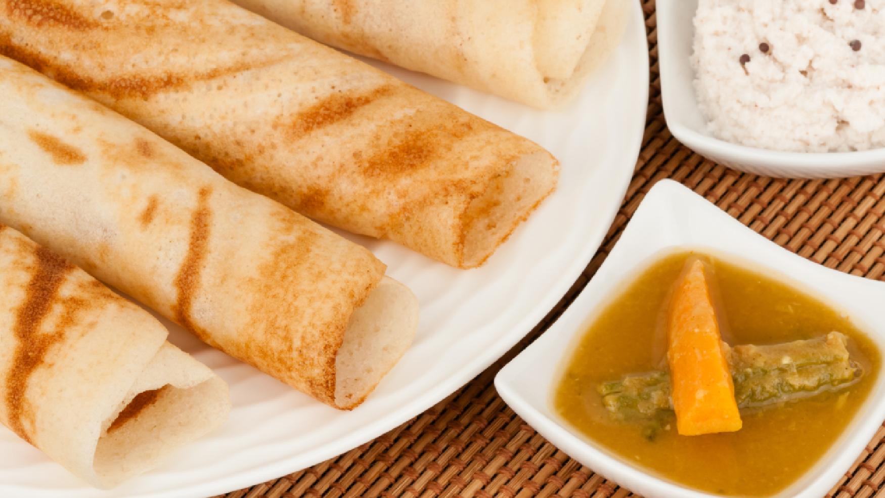 Recipe - Spicy Pancakes