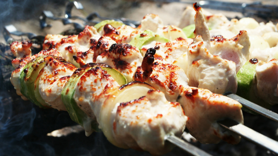 Recipe - Chicken Satay