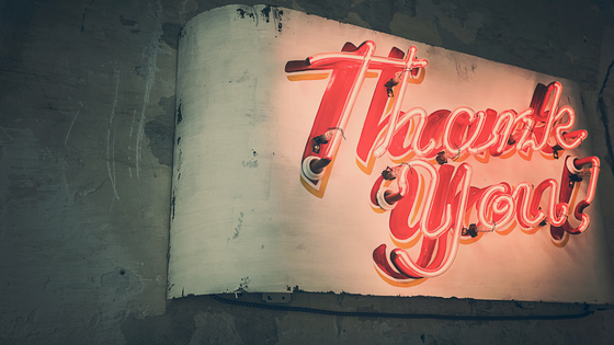 Blog Title - Gratitude